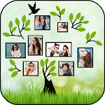 Tree Collage Photo Maker -  3D Tree Pic Collage icon