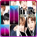 BTS Piano Tiles for pc logo