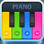 Colorful Instrument Simulator –Piano, Drum, Guitar icon