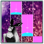 ARIANA Grande Piano Tiles Tap for pc logo