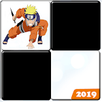 Piano Tap Naruto Shippuden Tiles icon