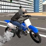 Offroad Bike Driving Simulator icon