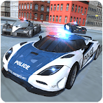 Police Car Simulator - Cop Chase for pc logo