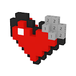 Color by Number 3D - Pixel Art Coloring Games icon