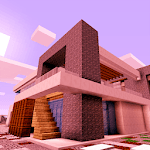 PixelCraft: Modern Houses Building icon