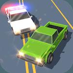 Pixel Smashy Car Race 3D icon
