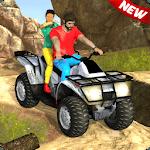 Quad Bike Off-road Racing Mania 3D Game icon