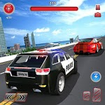 Police Car Chase 2019 icon