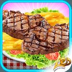 Steak Maker The Kitchen game icon