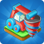 Merge Miner - Idle Tycoon icon