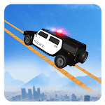 Impossible Police Jeep Stunts icon