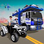 Police Transport Quad Bike icon