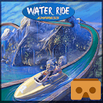 Water Ride VR for pc logo