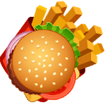 Fast Food Cooking icon