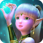Throne of Elves: 3D Anime Action MMORPG for pc logo