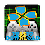 PPSSPP and Roms Game Premium A to Z for pc logo