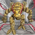 Great Robot Prison Escape icon