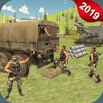 Army Secret Agent Rescue - Truck Driver Mission 19 icon