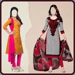 Girls Dress Photo Editor icon