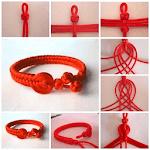 DIY bracelet tutorial icon