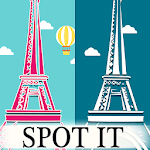 Difference Find Tour icon