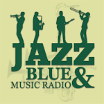 Jazz & Blues Music Radio icon