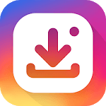 InstaSaver Photo & Video Downloader for Instagram icon
