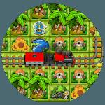 Thomas Train Farm Puzzle icon
