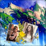 Fantasy Dual Photo Frames icon