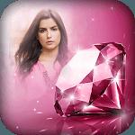 Diamond Photo Frames - luxury stylish pic colorful icon