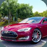 Real Tesla Racing 2018 icon
