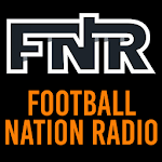 FOOTBALL NATION RADIO icon