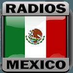 Estaciones de Radio de México icon