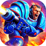 Galaxy Heroes: Space Wars icon