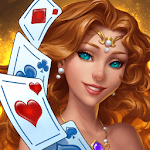 Magic Solitaire TriPeaks Cards Adventure icon