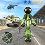 Army Stickman Hero Counter Attack icon