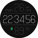 Primary Basic Watch Face icon