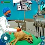 Pet Hospital Vet Clinic Animal Vet Pet Doctor Game for pc logo