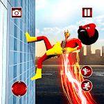Real Stickman Speed Hero icon
