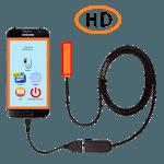 2019+ USB Endoscope, BORESCOPE, USB camera icon