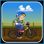 Hard BMX Boy - Bike Races icon