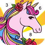 Pop Color   Coloring Pages icon