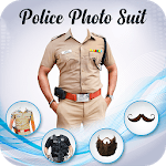 Police Photo Suit Editor icon