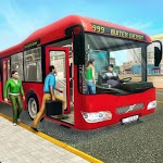 City Bus Passenger Driving for pc logo