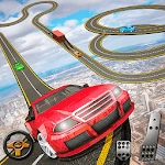 Impossible Tracks Car Stunts Racing Games 2019 icon