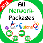 All Network Packages Pakistan 2018: icon