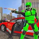 Robot Gangster Simulator icon