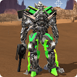Robot War Free Fire - Survival battleground Squad icon