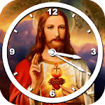 Jesus Clock Live Wallpaper icon