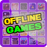 Offline Games for pc logo